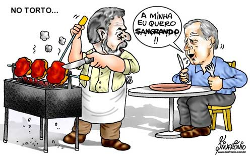 Churrasco do Presidente Lula