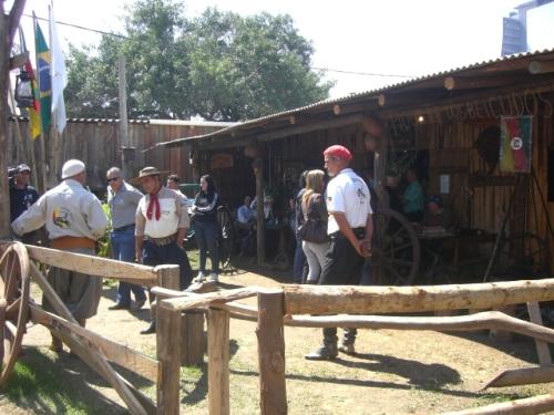 Dica de Churrasco - Gaúcho e Prenda