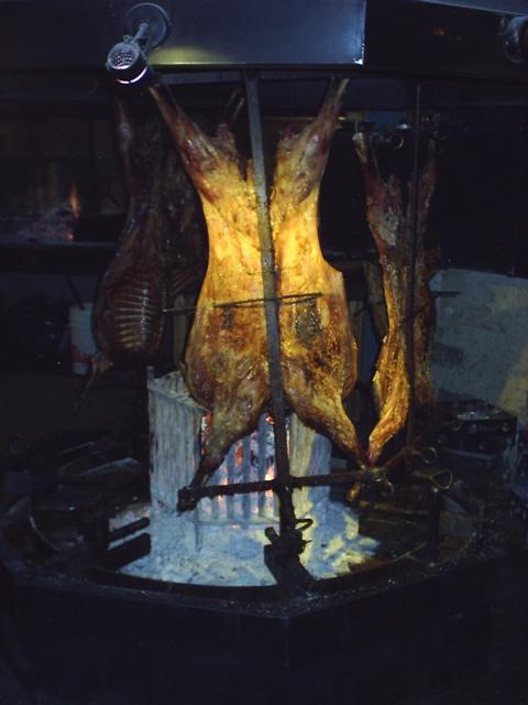 Dica de churrasco - Cordeiro Patagônico