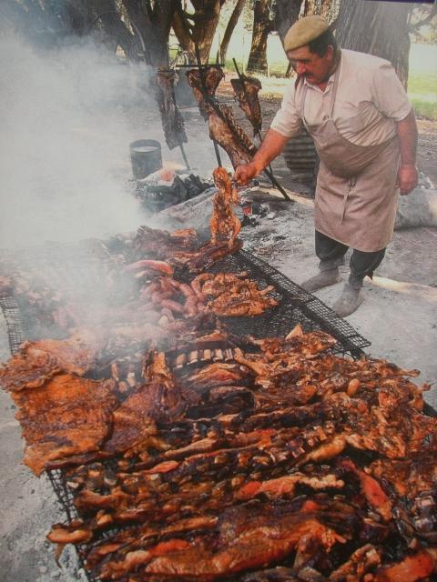 Dica de churrasco - churrasco argentino - churrasco dos pampas