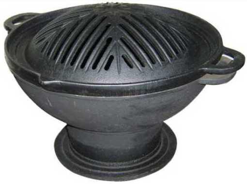 Dica de churrasco - Churrasqueira Gengiskan