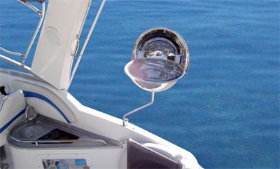 Dica de churrasco - churrasqueira no barco
